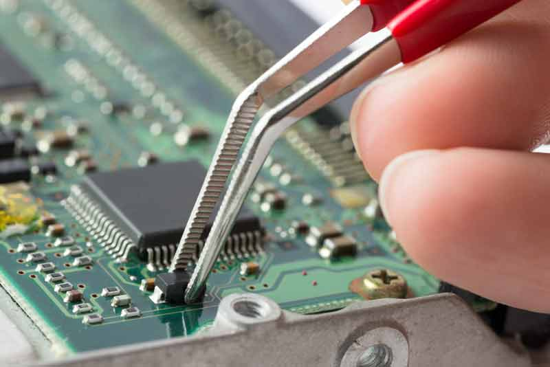 Keltech is an electronic contract manufacturer, building printed circuit boards (PCBs).